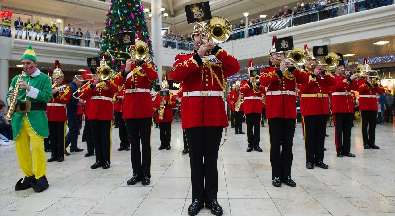8 Dicembre Christmas Band in piazza a Samone