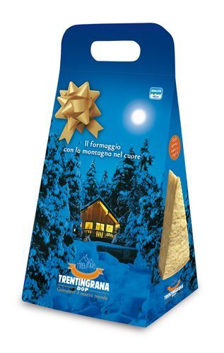 packaging Natale Trentingrana